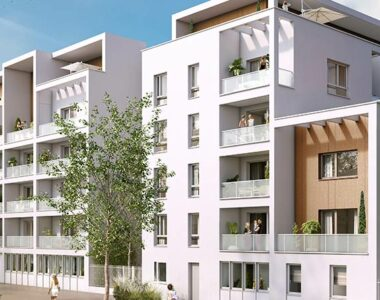 Promgramme immobilier appartement neuf vénissieux
